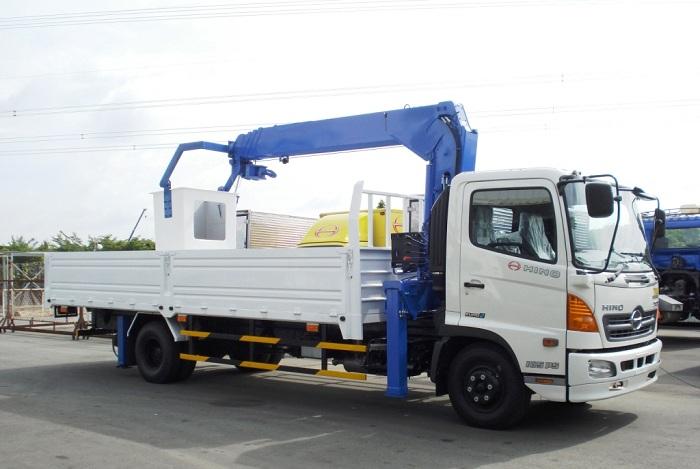 Viet Moving – Cho thuê xe cẩu chất lượng giá rẻ TPHCM